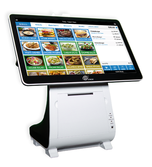 E800 Payment Terminal with Smart Register POS